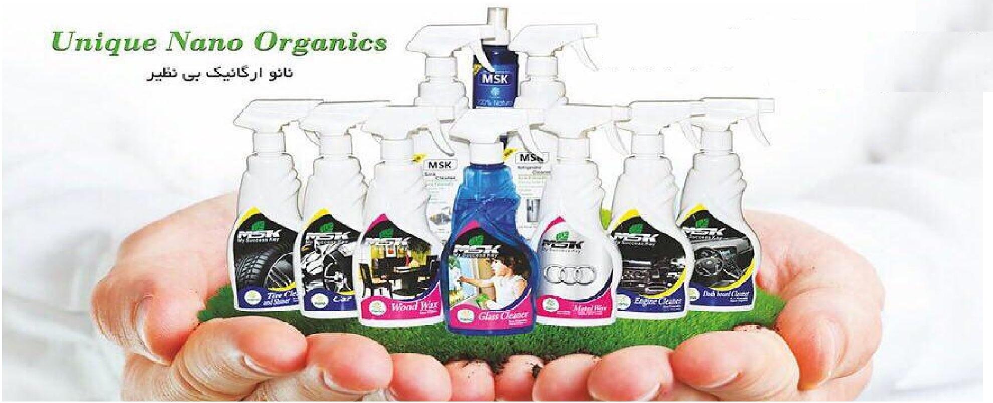 پاک کننده انواع سطوح خانگی، صنعتی، خودرویی